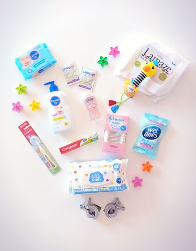 Congratulations! Gift Hamper Box (New Baby)