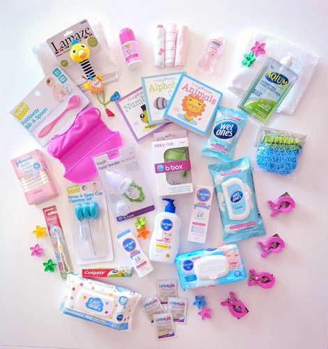 ALL the Very Best Gift Hamper Box (New Baby)