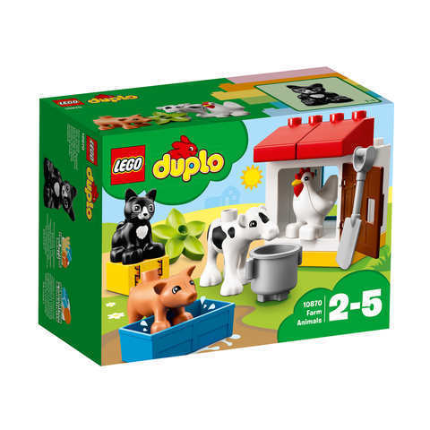 Big Brother or Sister Gift - DUPLO Farm Animals